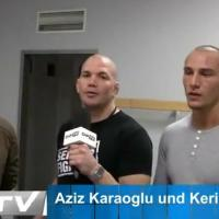 Video-Interview GNP TV: Aziz Karaoglu und Kerim Engizek