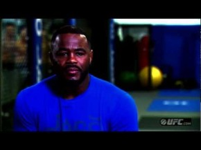 UFC 156: Rashad Evans Pre-Fight Interview