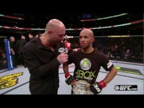 UFC on FOX 6: Demetrious Johnson Post-FightInterview