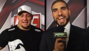 UFC on FOX 6: Shawn Jordan Says He 'Choked' AgainstKongo
