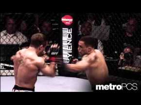 Frankie Edgar – Moving Up the Ranks