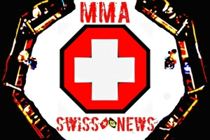 OCTAGON LOGOMARCA MMA SWISS NEWS ORIGINAL 1