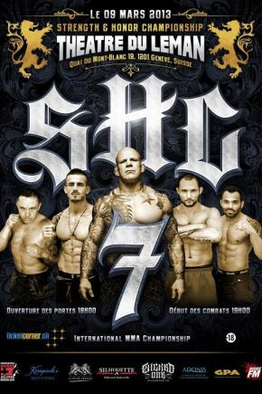SHC 7: A GREAT MMA EVENT IS COMING in Switzerland, MARCH