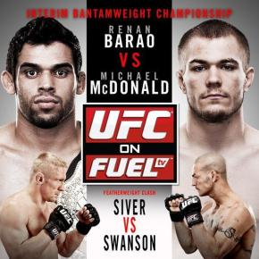 VIDEO UFC ON FUEL 7: See interview with all other fighters