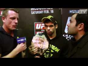 Renan Barão has a surprise for Michael McDonald at UFC on Fuel 7