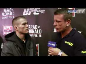 Michael McDonald feels, he is ready for Renan Barão at UFC on Fuel 7