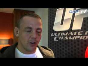 Ross Pearson doesn't underestimate Ryan Couture before UFC Sweden fight
