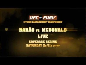 UFC ON FUEL TV PREVIEW