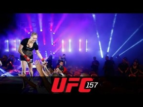 UFC 157: Rousey vs Carmouche Extended Preview
