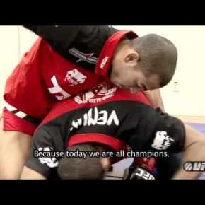 UFC 156: ALDO'S FIGHT DAY