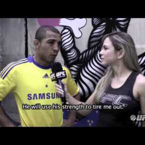 UFC 156: JOSE ALDO — AN EXPLOSIVE FIGHT