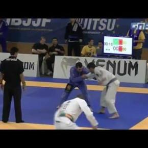 IBJJF Europameisterschaft in Lissabon mit David Palokaj von der Fightschool Hannover – Teil2