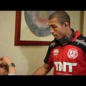 Dana White UFC on FUEL TV 7 Vlog Day1