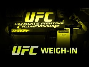 UFC on FUEL: Watch it now if you have not seen BARAO vs McDONALD Weigh-In