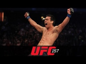 UFC 157: Lyoto Machida Pre-Fight Interview
