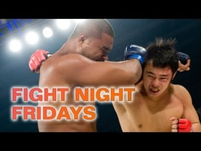 LEGEND 3 MAIN EVENT — 'THE BIG HIT' Fitial VS. 'HUNGRY' Yang