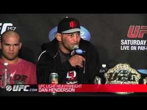 UFC 157: Post-Fight Presser Highlights