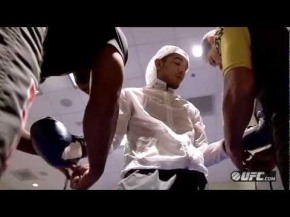 UFC 156: ALDO'S FIGHT WEEK