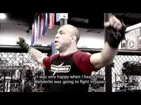 VIDEO: Wanderlei A Return to his Roots — UFC on FUEL TV 8