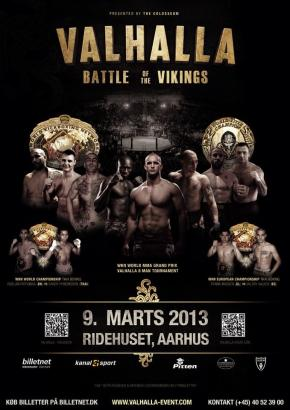 09/03/13 MMA days in Denmark
