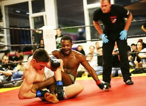 Results of Shooto Switzerland