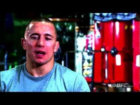 UFC 158: Georges St-Pierre Pre-Fight Interview