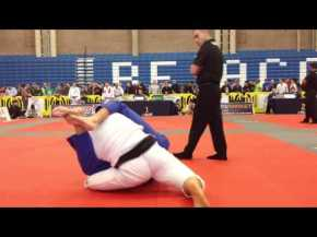 Boston Winter Open 2013 – Black Adult Final – Super Heavy