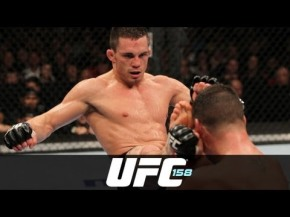 UFC 158: Jake Ellenberger Pre-Fight Interview