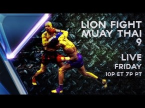 AXS TV Fights: Lion Fight 9