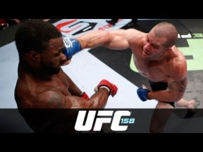 UFC 158: Nate Marquardt Pre-Fight Interview
