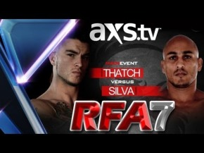 AXS TV Fights: RFA 7