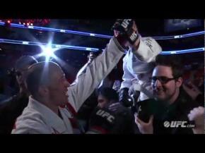 UFC 158 BackstagePass