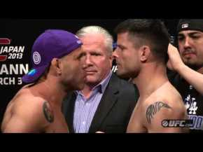 UFC on FUEL 8: Weigh-in Highlight