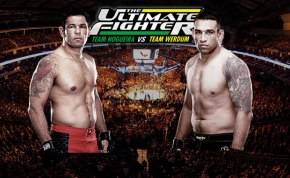 TUF BRAZIL 2: Watch the complete first episode of Team Nogueira and Team Werdum
