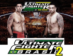TUF BRAZIL 2: Watch the complete first episode of Team Nogueira and TeamWerdum